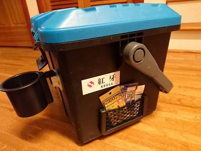 自作 タックル ボックス